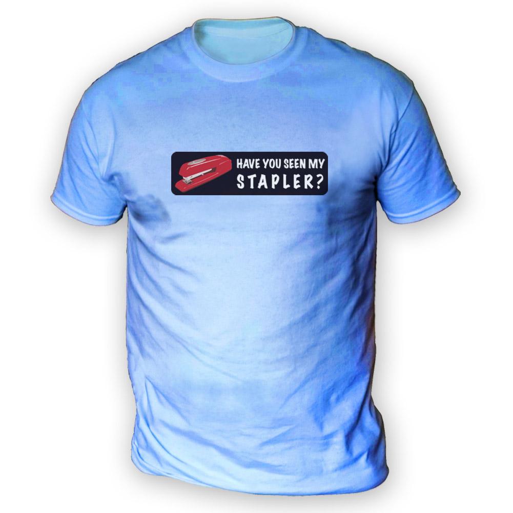 Avez-vous vu admin mon agrafeuse? t-shirt homme-x13 couleurs-bureau admin vu drôle film 379417