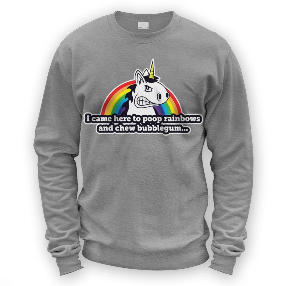 Duke licorne pull-x8 couleurs-cadeau arc-en-caca drôle gamer fps pc pc fps 073604